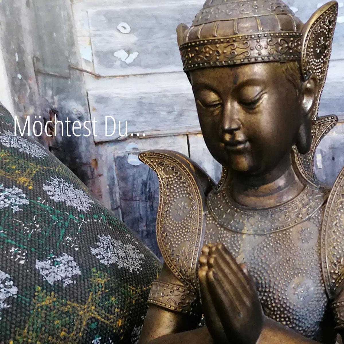 ÜberGlücklich - Buddha Shop
