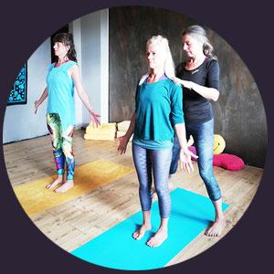 ÜberGlücklich - Ausbildung Yogalehrer