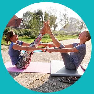 ÜberGlücklich - Yoga Retreat