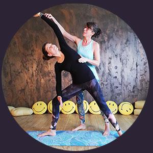 ÜberGlücklich - Ausbildung Hatha/Vinyasa Yogalehrer 200h