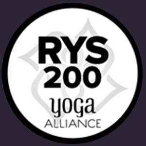 ÜberGlücklich - Zertifikat Yoga Alliance