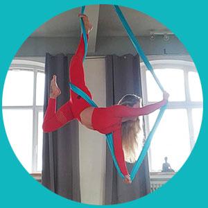ÜberGlücklich - Workshop Akrobatik Aerial