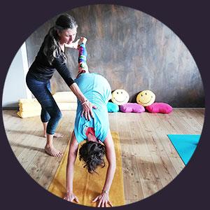 ÜberGlücklich - Ausbildung Hatha/Vinyasa Yogalehrer 300h+